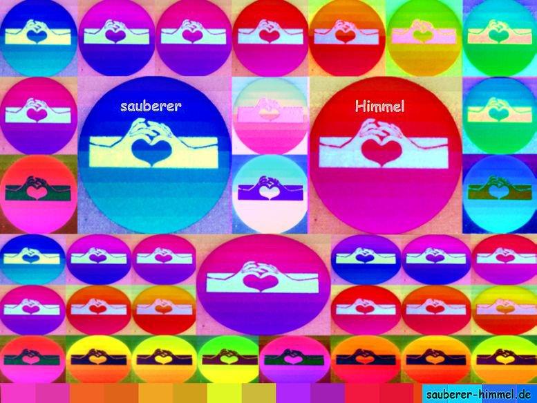 Sauberer Himmel - Liebe statt Krieg 46