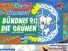 Sauberer Himmel Chemtrails und Bündnis Die Grünen