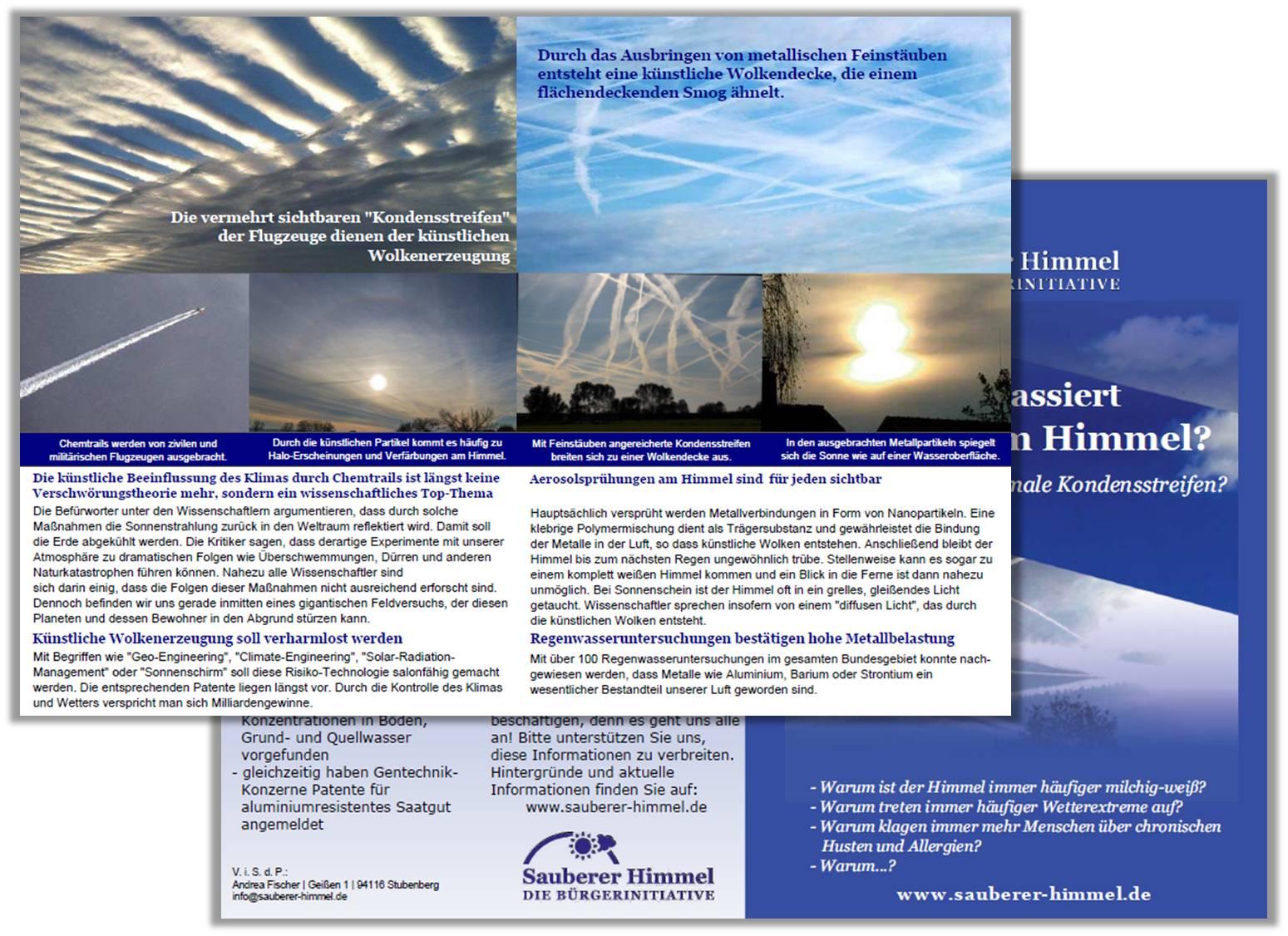 Infos für Teilnehmer/innen - sauberer-himmel.de