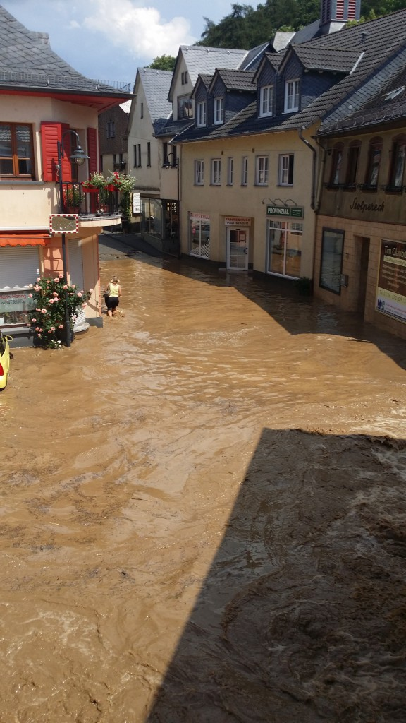 Stromberg Katastrophe